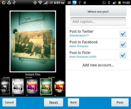 Picplz para Android
