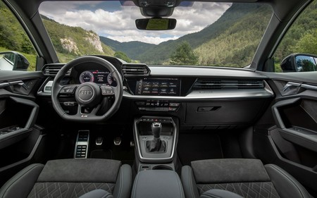 Audi A3 Sportback Baja 085