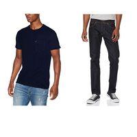 Chollos en tallas sueltas de pantalones, camisetas y sudaderas de marcas como Levi's, Pepe Jeans, Adidas o Jack & Jones en Amazon