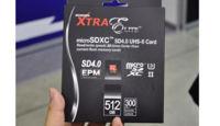 Llega la micro-SD de 512 Gb, sólo apta para los mejores bolsillos