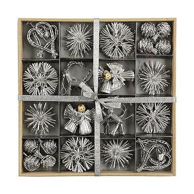 Decoración Navideña: Completa caja con adornos de Zara Home