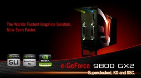 EVGA 9800 GX2