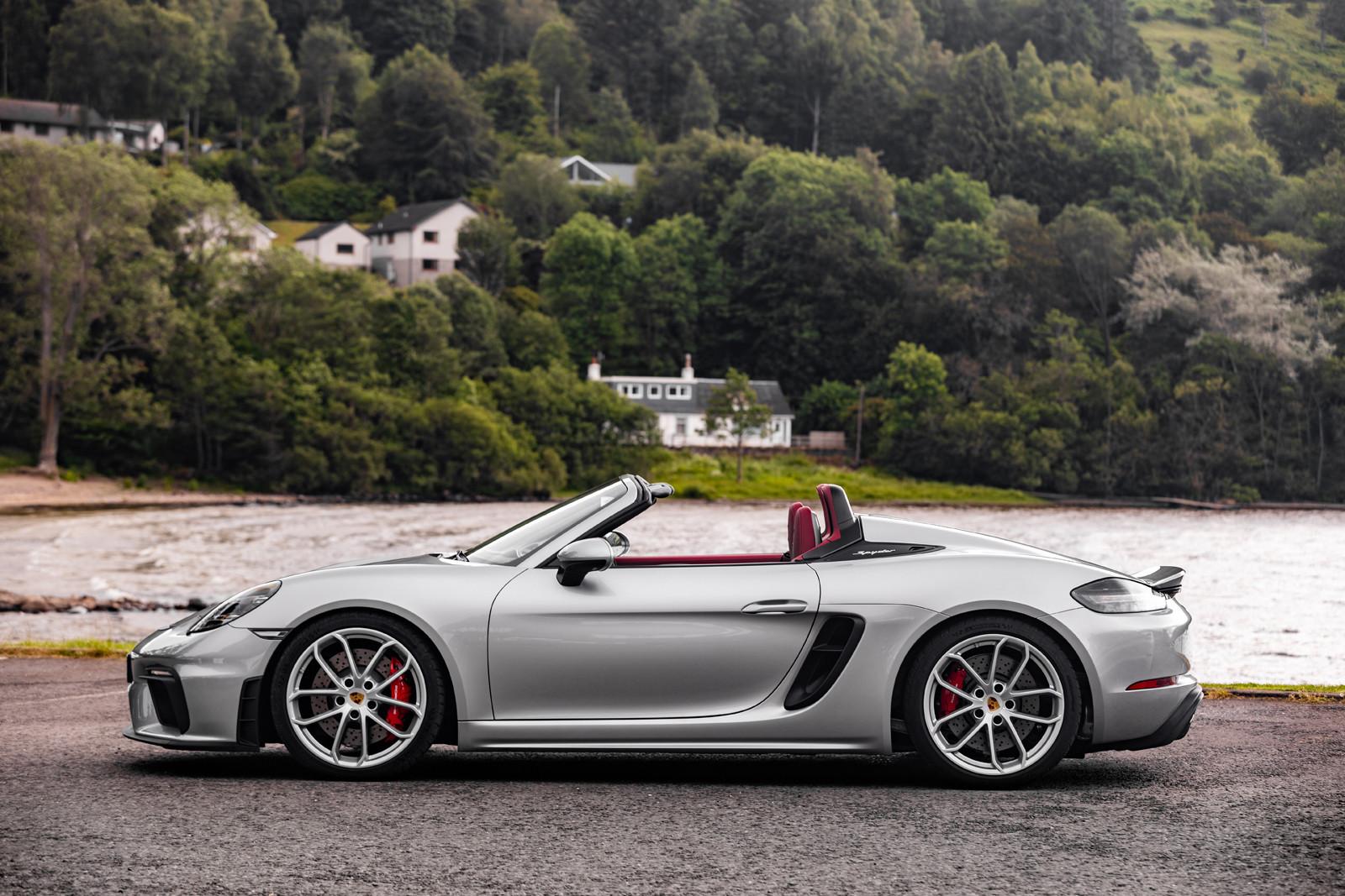 Foto de Porsche 718 Spyder (prueba contacto) (157/296)