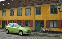 Nuevo Nissan Micra, presentación y prueba en Copenhague (parte 2)