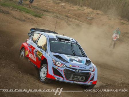 Rally Catalunya 2014: Sébastien Ogier saca provecho del polvo