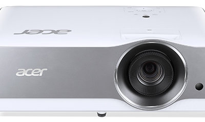 Acer pone a la venta su nuevo proyector DLP 4K con iluminación láser y hasta 30.000 horas de vida útil