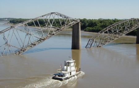 Puente Derrumbado