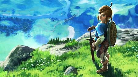 The Legend of Zelda: Breath of the Wild pasa a ser un juego en primera persona gracias a un glitch y el resultado es asombroso