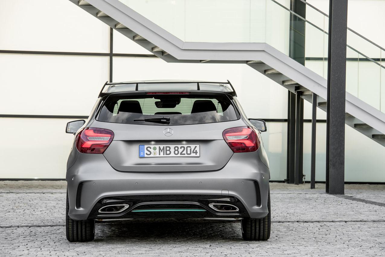 Foto de Mercedes-Benz Clase A 2015 (35/43)