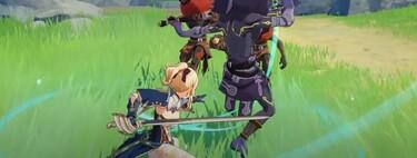 Lista de las mejores espadas de Genshin Impact y cómo conseguirlas
