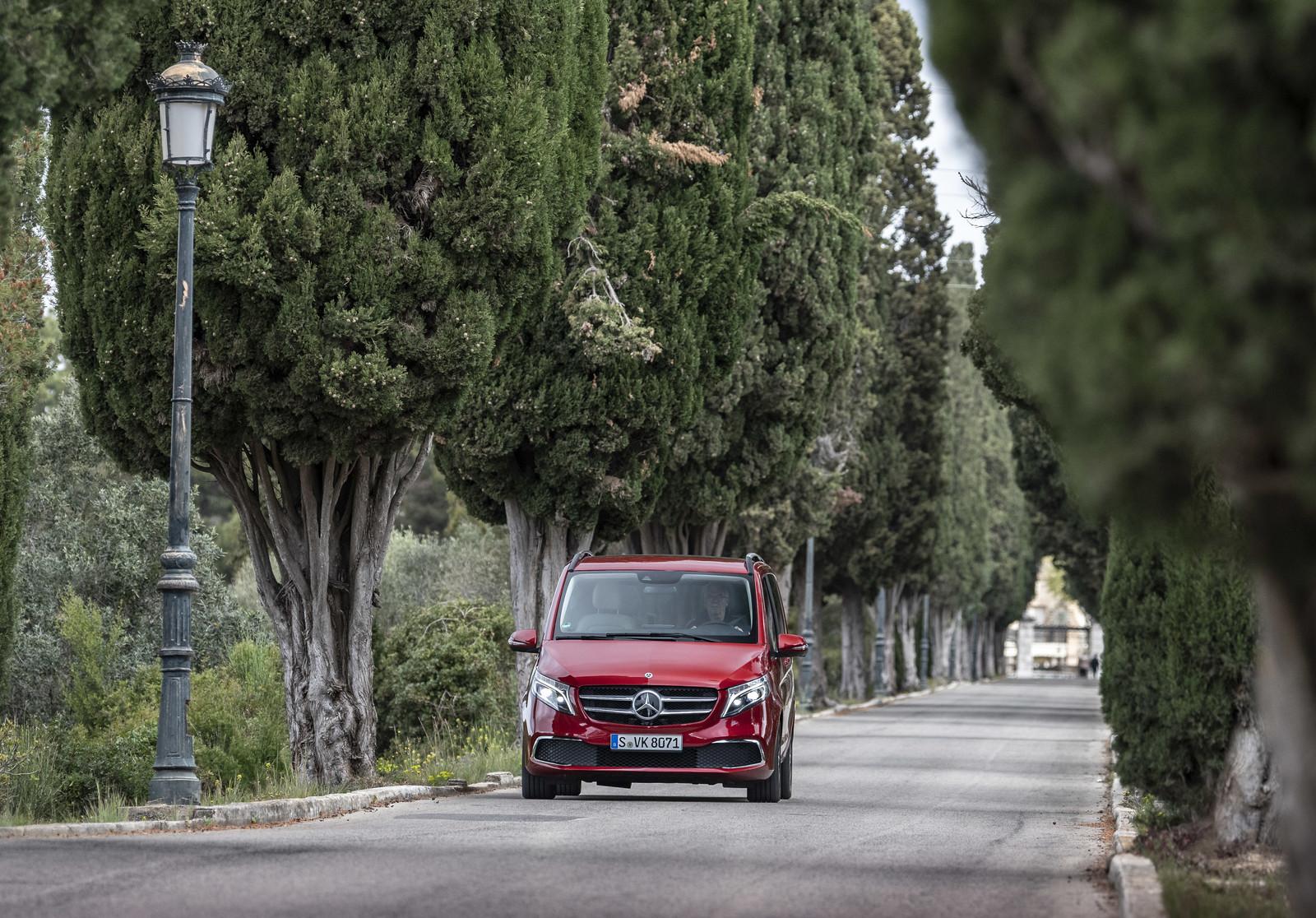 Foto de Mercedes-Benz Clase V 2019 (72/92)