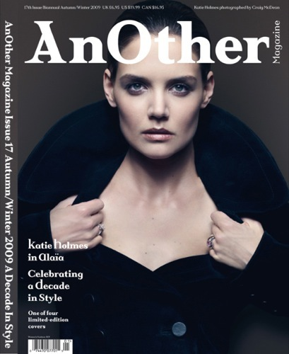 Natalie Portman, Kate Moss y compañía en Another Magazine III