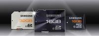 Samsung presenta nuevas tarjetas de memoria resistentes a agua y golpes