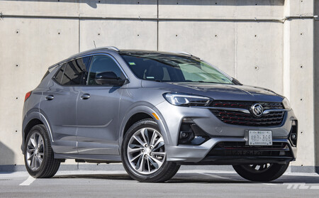 Buick Encore GX, a prueba: Atención al detalle donde de verdad importa y no en opcionales