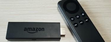 Cómo configurar por primera vez tu Amazon Fire TV Stick y usar el móvil como mando