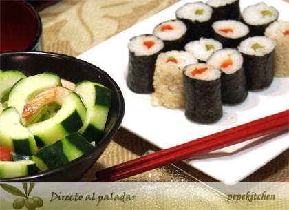 ¿Cómo de sano es el sushi? Virtudes de la dieta japonesa