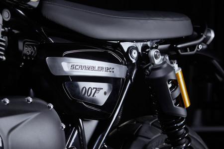 Triumph Scrambler 1200 Bond Edition 2020 2