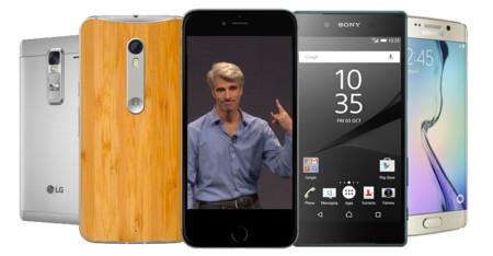 2015, año del metal en los smartphones: ¿seguirá la moda en 2016?