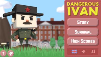 Dangerous Ivan, acción con zombies, vodka y rock