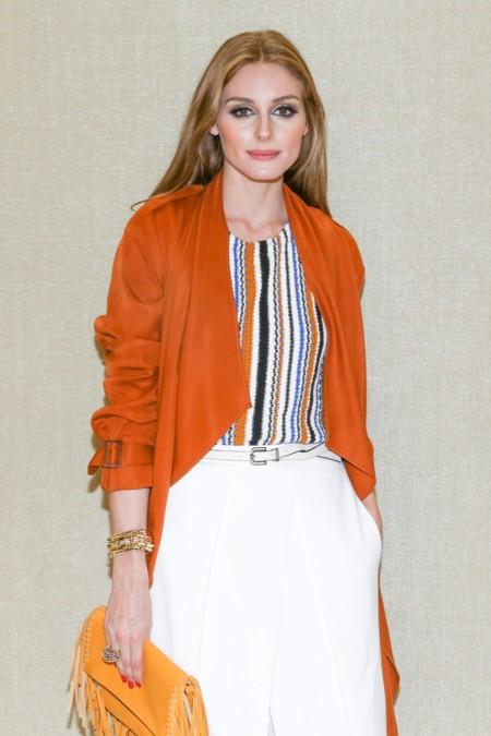Olivia Palermo nos enseña cómo conseguir un look de sobresaliente gracias a los complementos