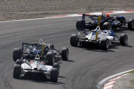 Discreto fin de semana de Dani Juncadella y Roberto Merhi en Zandvoort