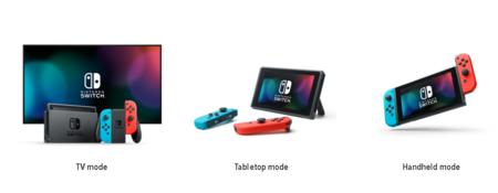 Nintendo Switch Especificaciones 2