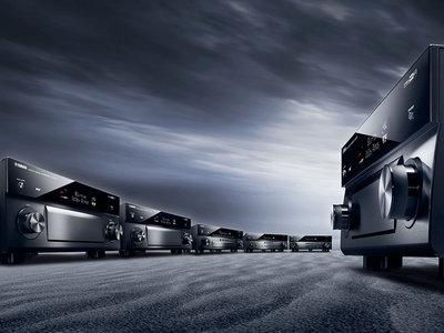 Yamaha renueva su línea de receptores AV Aventage  con modelos para todo tipo de usuarios y presupuestos