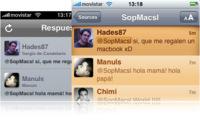 Nuevas versiones de Twitterrific y Twittelator para el iPhone e iPod touch