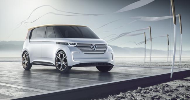 Volkswagen Budd E Concept