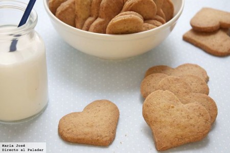 Receta de galletas crujientes de dulce de leche de Xavier Barriga