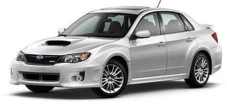 Así son los nuevos Subaru Impreza WRX