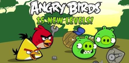 Angry Birds, el original, se actualiza con 15 niveles y ahora es completamente gratuito en iOS y Android