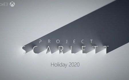 Project Scarlett, la próxima consola de Xbox se lanzará en 2020 y será cuatro veces más potente que el Xbox One X