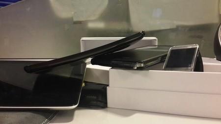 LG G Flex ahora aparece en imágenes y video