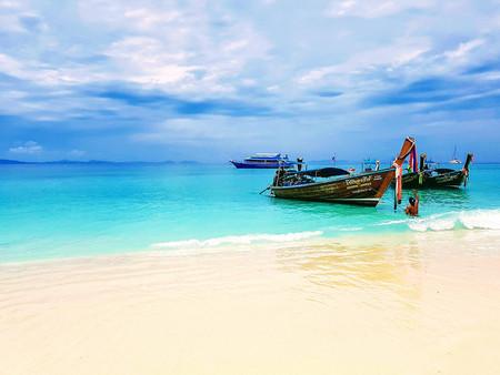 Playas De Arena Blanca Del Mundo Para Ir En Invierno Ko Similan Tailandia