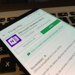 OneNote vuelve actualizarse en Android: llegan mejoras para los usuarios de un S Pen y búsquedas más optimizadas