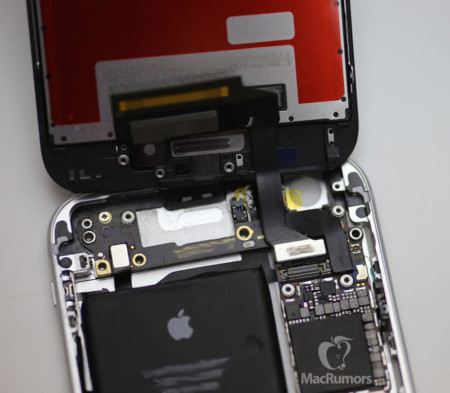Iphone 6s Gear Open