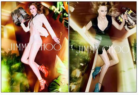 Nicole Kidman vuelve a posar para la campaña estival de Jimmy Choo firmada por Sølve Sundsbø