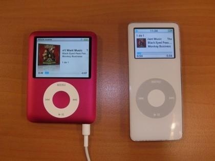 Los nuevos iPod (excepto el touch) ya están llegando a los compradores