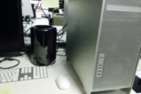 Veamos el tamaño real del Mac Pro comparándolo con otros dispositivos