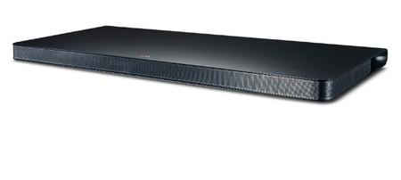 LG Sound Plate, nueva barra de sonido plana de LG