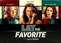 'Lay the favorite', cartel y tráiler de la nueva película de Stephen Frears