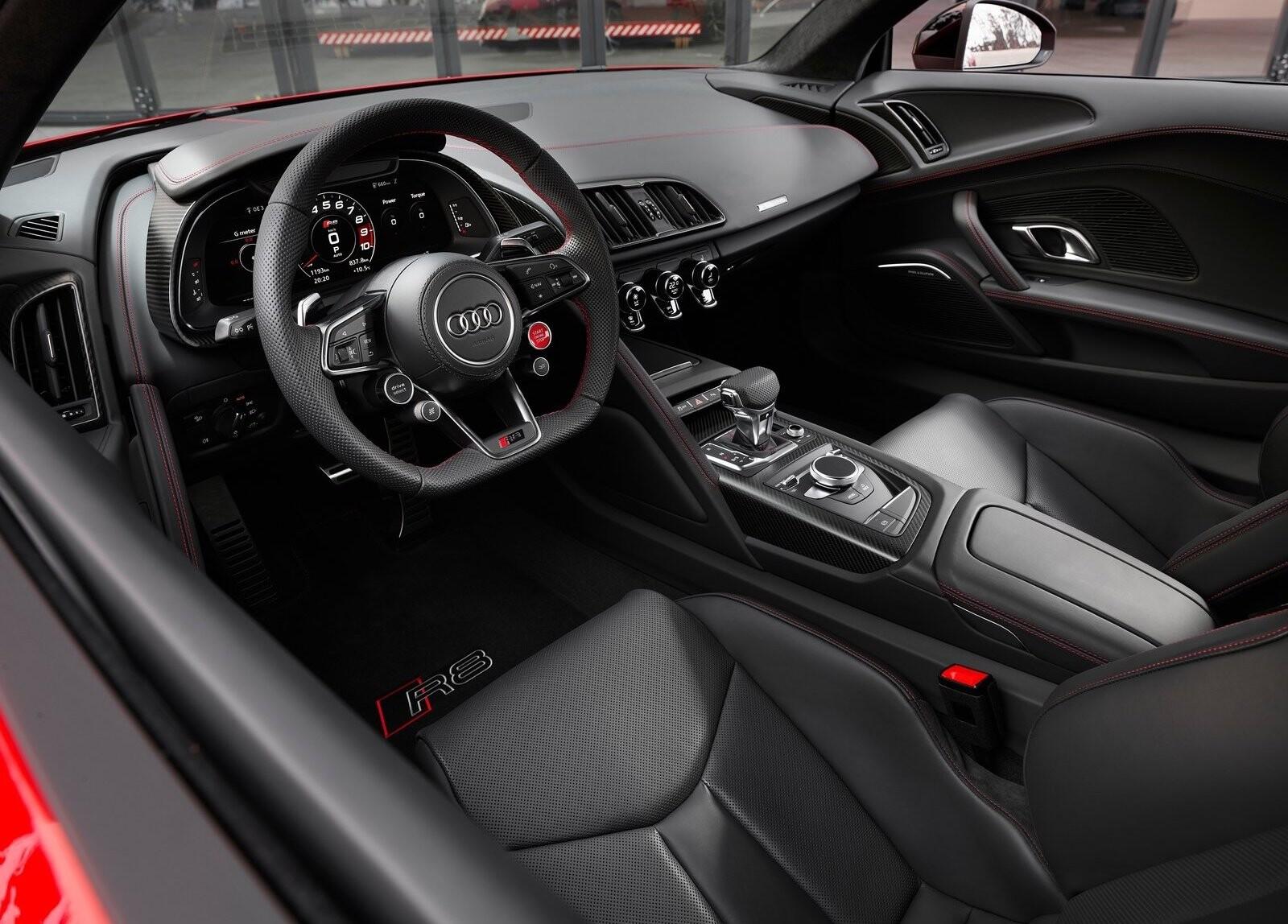 Foto de Audi R8 V10 Performance RWD (14/21)