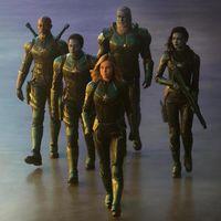 'Captain Marvel': aquí están las imágenes oficiales de la primera película de Marvel protagonizada por una superheroína
