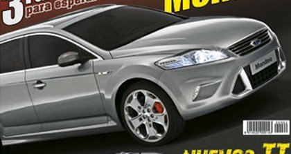 Ford Mondeo 2007 Concept