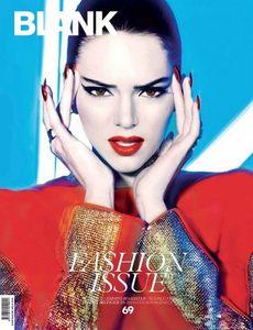 Kendall Jenner saca las garras y se marca un nuevo portadón, ¡¡qué divina nena!!