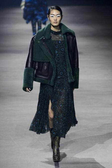 Kenzo Autumn Fall Winter 2015 Pfw38