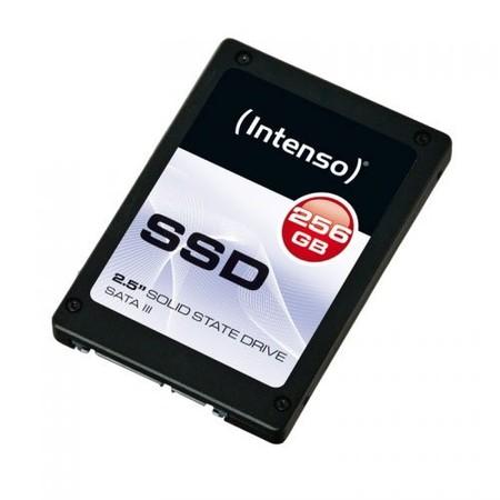 Disco duro SSD Intenso, con 256GB de capacidad, por 69 euros y envío gratis desde España