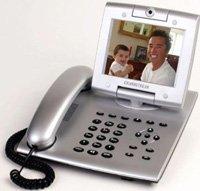 Teléfono fijo con videollamadas