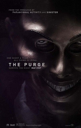 'The Purge', tráiler y cartel